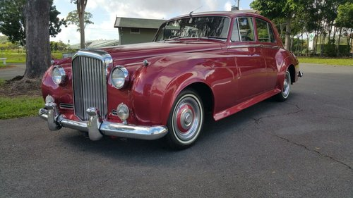 1958 Bentley Sports Saloon By Firma Australia For Sale (picture 1 of 6)