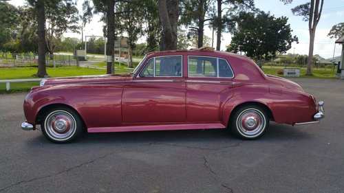 1958 Bentley Sports Saloon By Firma Australia For Sale (picture 2 of 6)