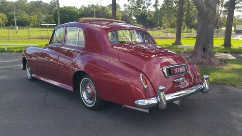 1958 Bentley Sports Saloon By Firma Australia For Sale (picture 3 of 6)