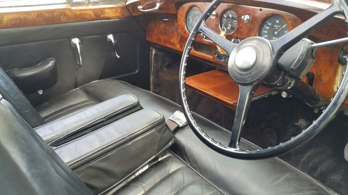 1958 Bentley Sports Saloon By Firma Australia For Sale (picture 4 of 6)