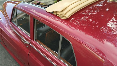 1958 Bentley Sports Saloon By Firma Australia For Sale (picture 6 of 6)
