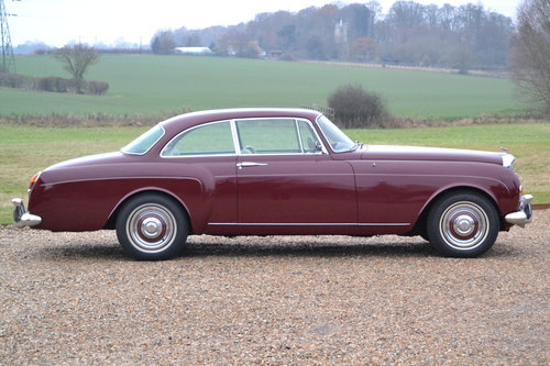 1963 Bentley S3 Continental Coupe For Sale (picture 2 of 6)