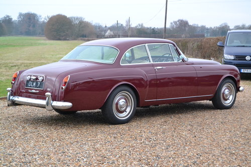 1963 Bentley S3 Continental Coupe For Sale (picture 3 of 6)