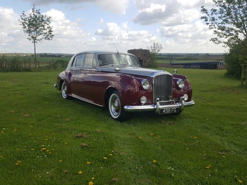 1956 Bentley S1 Price reduced and Personal plate now included. For Sale (picture 3 of 6)