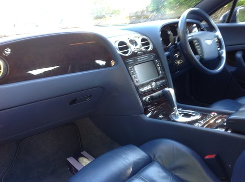 2005 Exceptional Bentley continental GT sale /exchange. For Sale (picture 2 of 6)