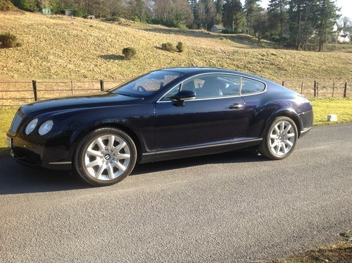 2005 Exceptional Bentley continental GT  For Sale (picture 5 of 6)