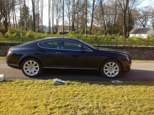 2005 Exceptional Bentley continental GT  For Sale (picture 6 of 6)