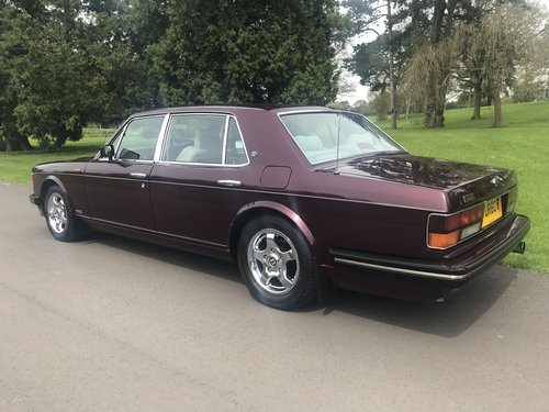 1994 Bentley Turbo R LWB Beautiful 3 Owners Service History SOLD (picture 3 of 6)