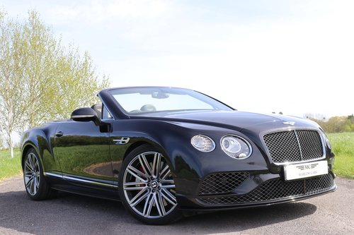 2015 BENTLEY GTC SEED FACELIFT For Sale (picture 1 of 6)