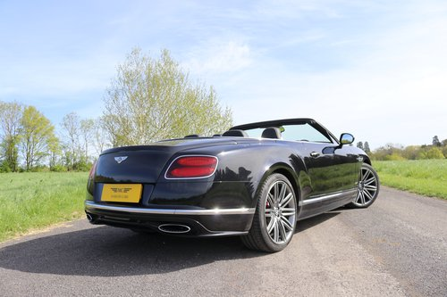 2015 BENTLEY GTC SEED FACELIFT For Sale (picture 6 of 6)