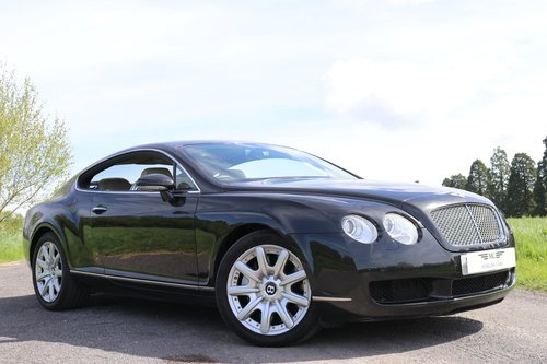 2006 BENTLEY GT COUPE For Sale (picture 1 of 6)