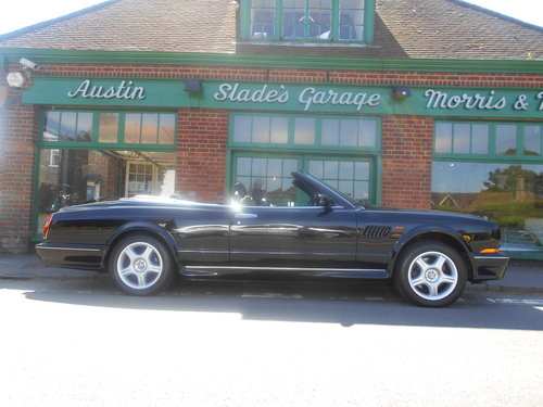 2002 Bentley Azure Mulliner Convertible  For Sale (picture 1 of 5)