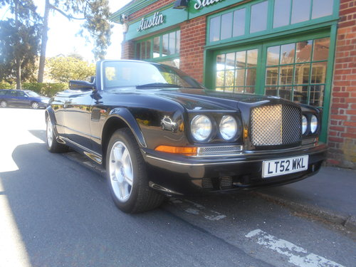 2002 Bentley Azure Mulliner Convertible  For Sale (picture 2 of 5)