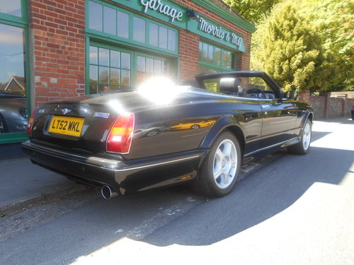 2002 Bentley Azure Mulliner Convertible  For Sale (picture 3 of 5)