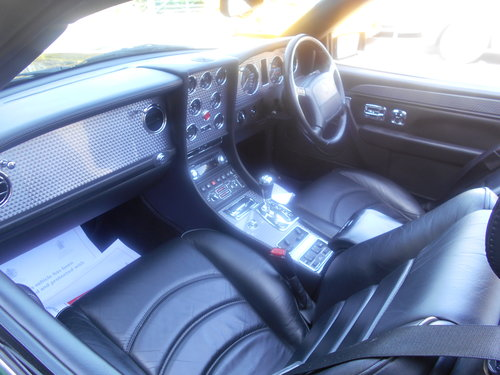 2002 Bentley Azure Mulliner Convertible  For Sale (picture 4 of 5)