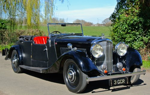 1934 BENTLEY  For Sale (picture 1 of 6)