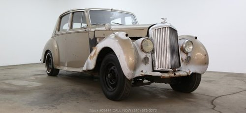 1953 Bentley R-Type For Sale (picture 1 of 6)