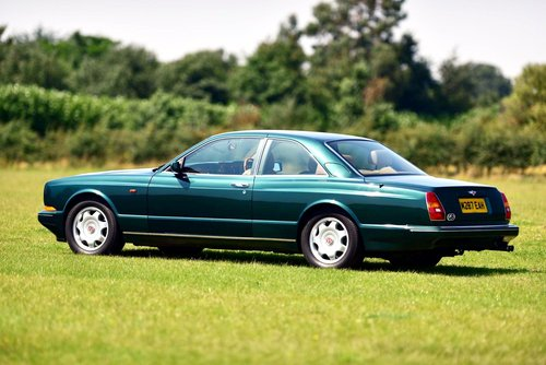 1994 BENTLEY CONTINENTAL R COUPE SOLD (picture 3 of 6)