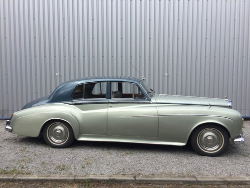 1964 Bentley S3 Saloon. For Sale (picture 2 of 3)