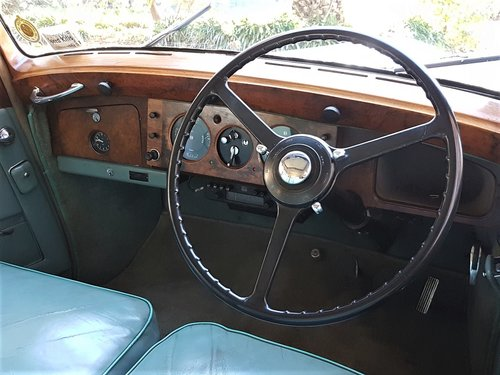 1947 MK V1 When Class Matters! For Sale (picture 2 of 6)