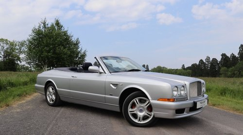 2003 Bentley Azure  The final RHD Bentley Azure to be delivered  For Sale (picture 1 of 6)