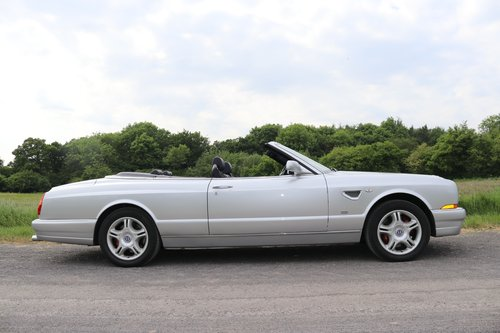 2003 Bentley Azure  The final RHD Bentley Azure to be delivered  For Sale (picture 6 of 6)
