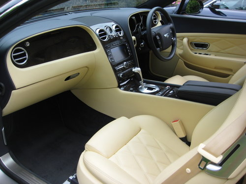 2010 Bentley Continental GT Mulliner With Just 10,000 Miles  For Sale (picture 3 of 6)