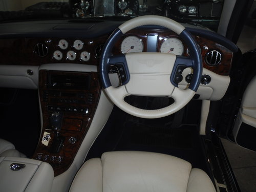 2002 Bentley Arnage Red Label For Sale (picture 3 of 6)