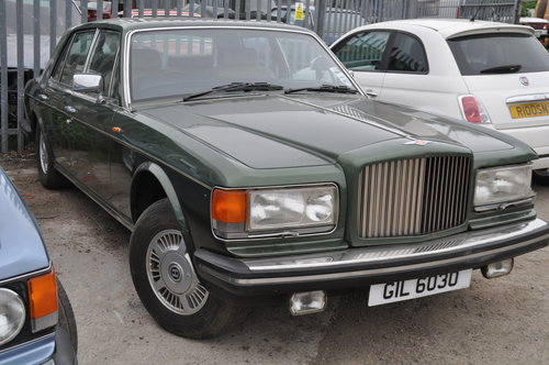 1987 CLASSIC BENTLEY TURBO R & 1981 MULSANNE SOLD (picture 2 of 6)