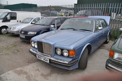 1987 CLASSIC BENTLEY TURBO R & 1981 MULSANNE SOLD (picture 3 of 6)