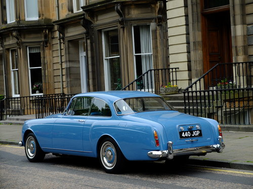 1961 BENTLEY S2 CONTINENTAL MULLINER 2 DR - CONCOURS RESTORATION  For Sale (picture 2 of 6)