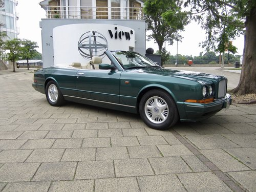 1997 Bentley Azure For Sale (picture 1 of 6)
