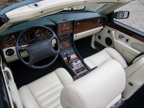 1997 Bentley Azure For Sale (picture 4 of 6)