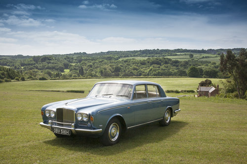 1970 Bentley T-Series For Sale (picture 1 of 6)