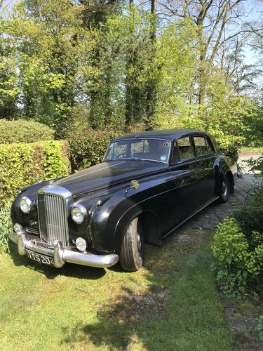 Original Bentley S1 - 1956 For Sale (picture 1 of 6)