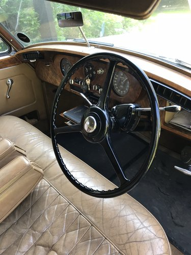 Original Bentley S1 - 1956 For Sale (picture 4 of 6)