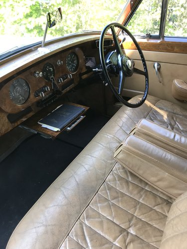 Original Bentley S1 - 1956 For Sale (picture 6 of 6)