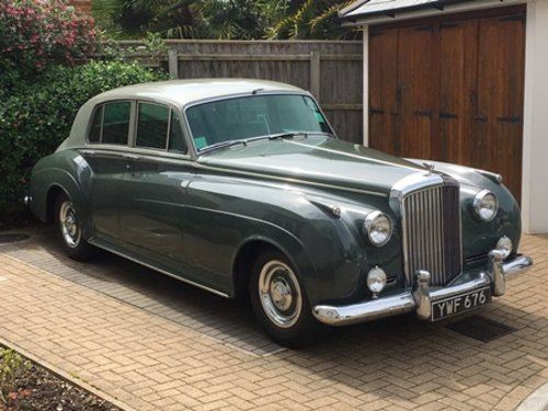 1960 Bentley S2 4 door saloon For Sale (picture 1 of 6)