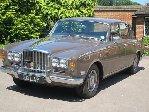 1971 Bentley T I SOLD (picture 1 of 6)