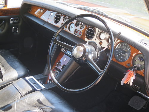 1971 Bentley T I SOLD (picture 4 of 6)