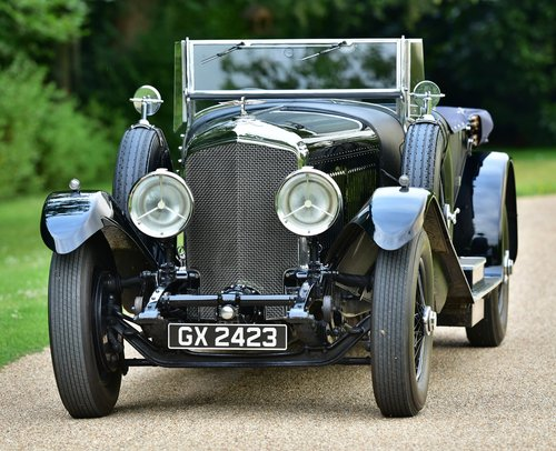 1931 Bentley 8 Litre Vandenplas Style Tourer For Sale (picture 3 of 6)
