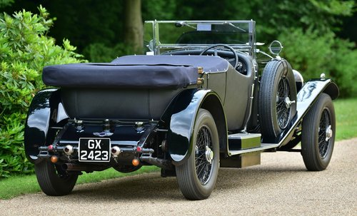 1931 Bentley 8 Litre Vandenplas Style Tourer For Sale (picture 4 of 6)