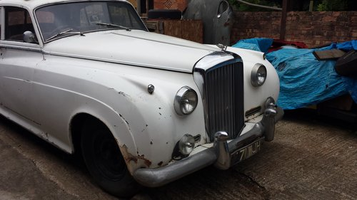 Bentley S1 1955 For Sale (picture 1 of 6)