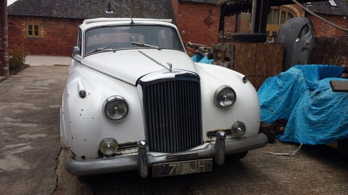 Bentley S1 1955 For Sale (picture 2 of 6)
