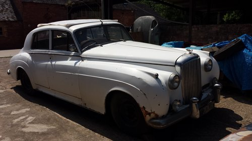 Bentley S1 1955 For Sale (picture 3 of 6)