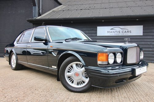 1997 Mulliner Specification Bentley Brooklands R For Sale (picture 1 of 6)