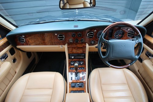 1997 Mulliner Specification Bentley Brooklands R For Sale (picture 3 of 6)