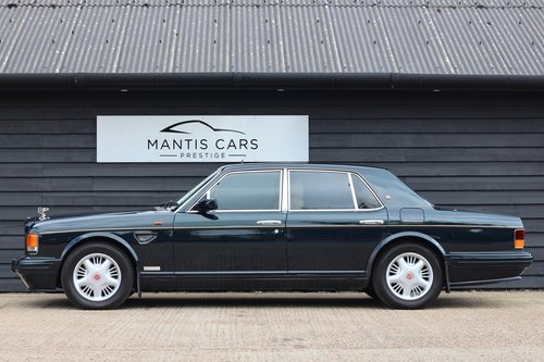 1997 Mulliner Specification Bentley Brooklands R For Sale (picture 5 of 6)