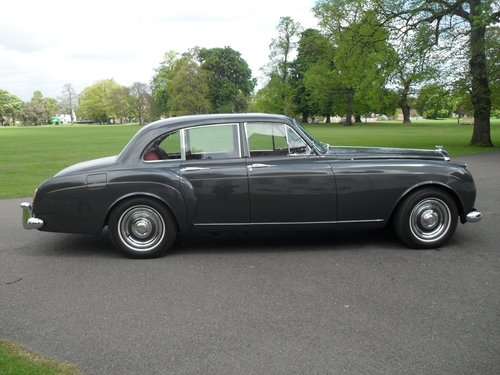 1959 Bentley S1 Continental Six Light Flying Spur by H.J.Mulliner For Sale (picture 1 of 1)