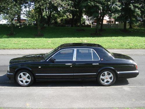 2000 Pristine example in rare triple black For Sale (picture 4 of 6)